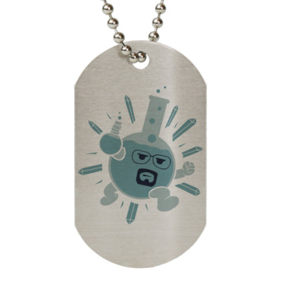 Жетон dog-tag Mr. White