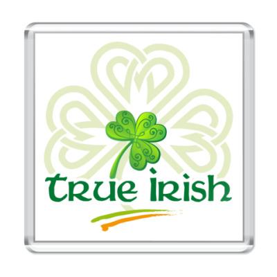 Магнит True Irish