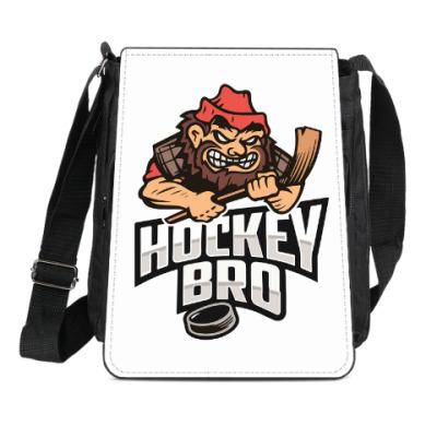Сумка-планшет Hockey BRO