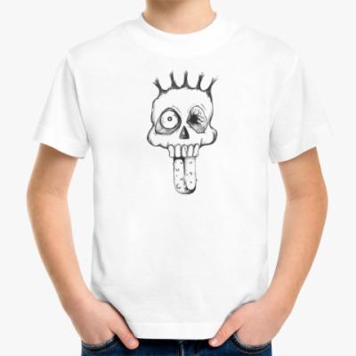 Детская футболка Scull Face
