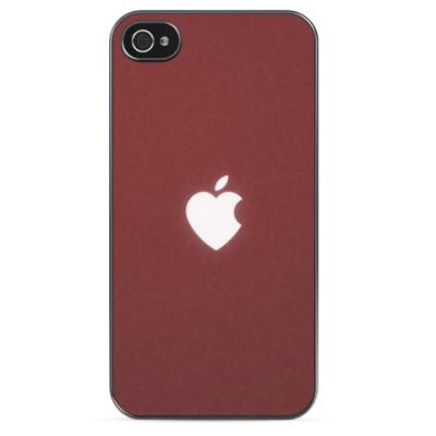 Чехол для iPhone Love Apple