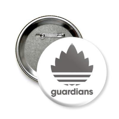 Значок 58мм Guardians