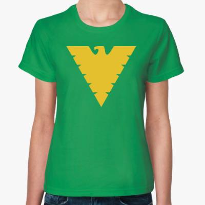 Женская футболка Phoenix