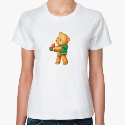 Классическая футболка Мимишка
