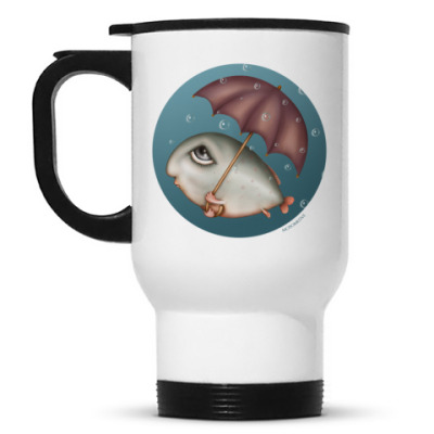 Кружка-термос Кружка- Рыба