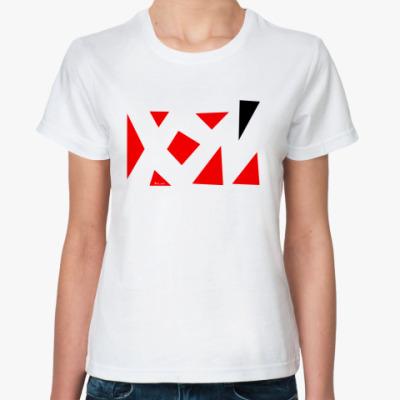 Классическая футболка ПИФАГОР