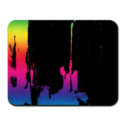 Коврик для мыши rainbow