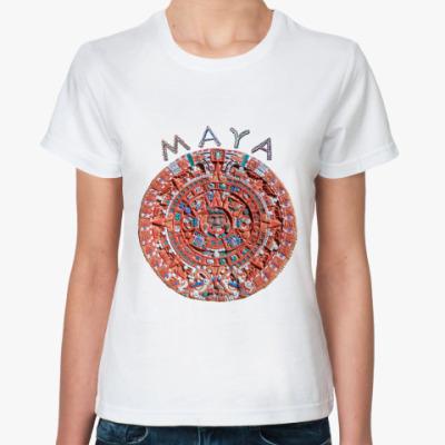 Классическая футболка «Майа»