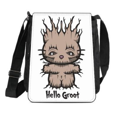 Сумка-планшет Привет Грут