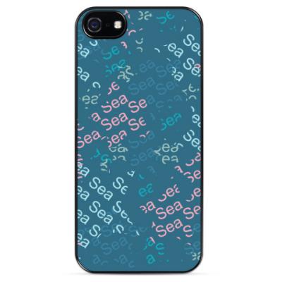 Чехол для iPhone Море-море