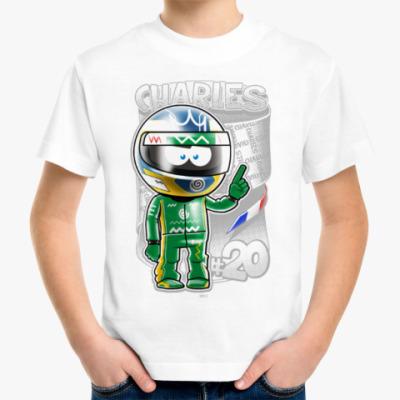 Детская футболка Charles № 20