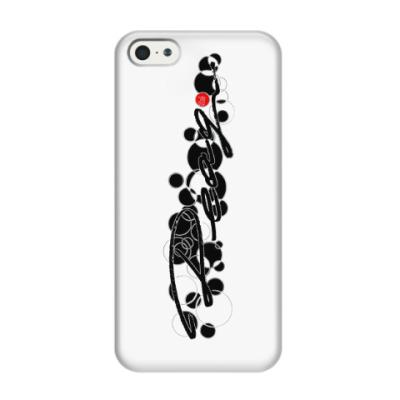 Чехол для iPhone 5/5s Dead пул