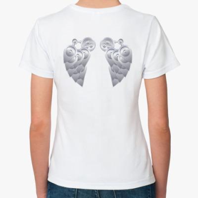 Классическая футболка Metalowl
