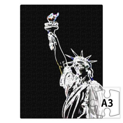 Пазл Статуя Свободы