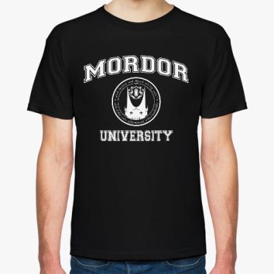 Футболка Mordor University