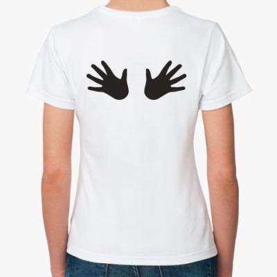 Классическая футболка 'Крылья'