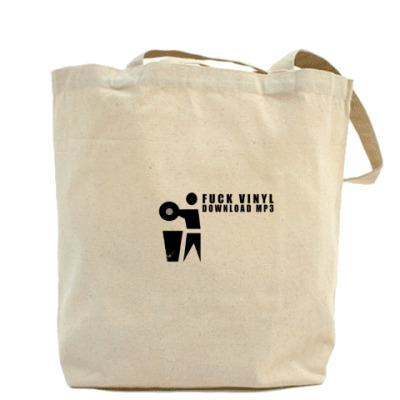 Холщовая сумка VINYL
