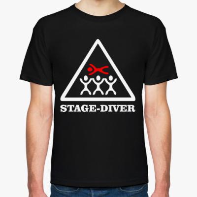 Футболка Stage diver