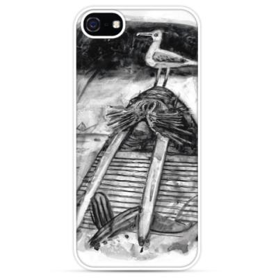 Чехол для iPhone Морж
