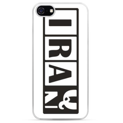Чехол для iPhone Иран-Ирак