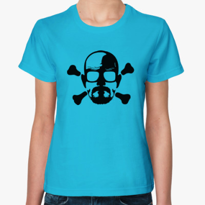 Женская футболка Breaking Bad