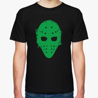 Футболка  Хоккейная маска