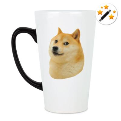 Кружка-хамелеон Doge