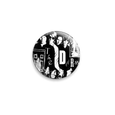 Значок 25мм The Doors #2  25 мм