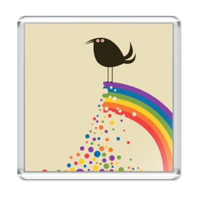 Магнит  Rainbow