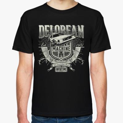 Футболка DeLorean