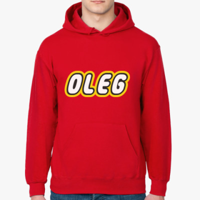 Толстовка худи Oleg