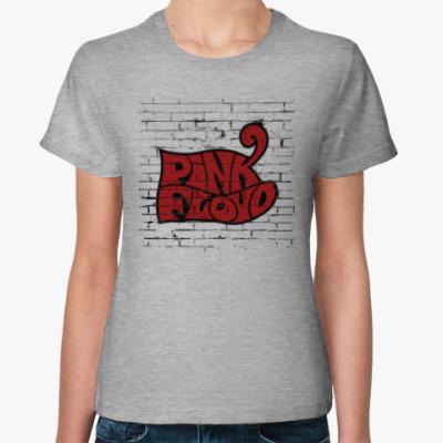 Женская футболка Pink Floyd