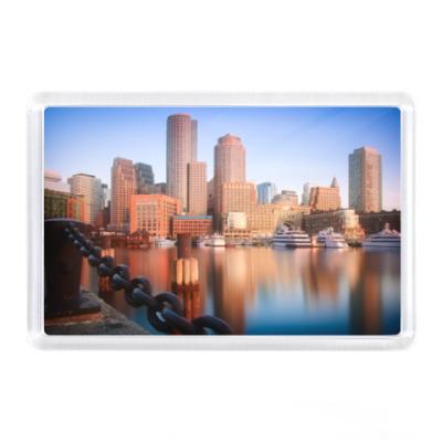 Магнит Boston, USA