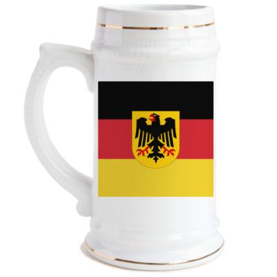 Пивная кружка Deutschland