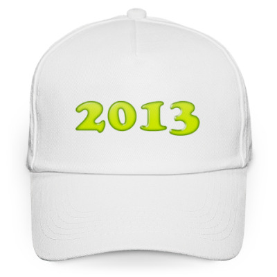 Кепка бейсболка 2013 оргстекло