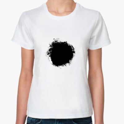 Классическая футболка Black Circle