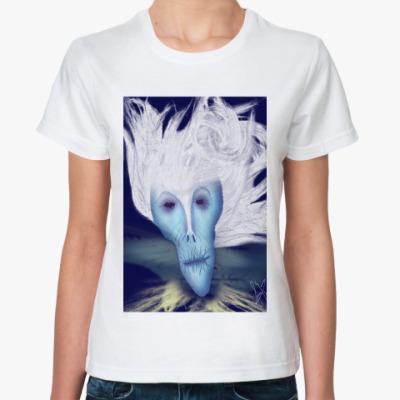 Классическая футболка Опасная
