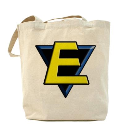 Сумка E Холщовая сумка