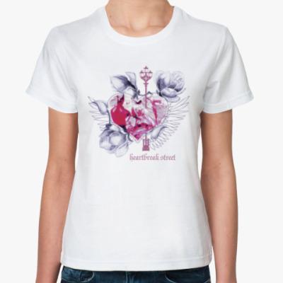 Классическая футболка Роковая улица