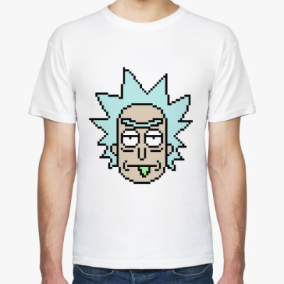 Футболка Рик и Морти (Rick and Morty)
