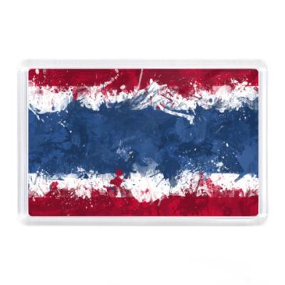 Магнит Флаг Таиланда