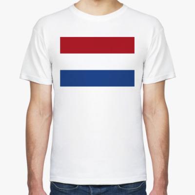 Футболка  Нидерланды