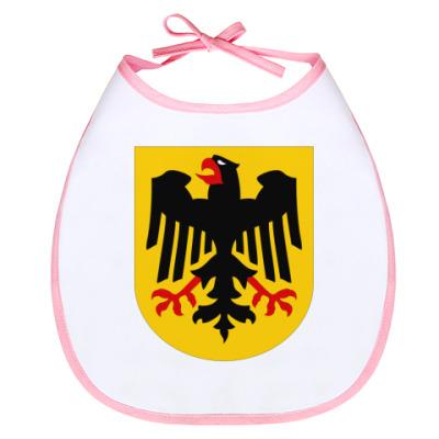Слюнявчик Германия