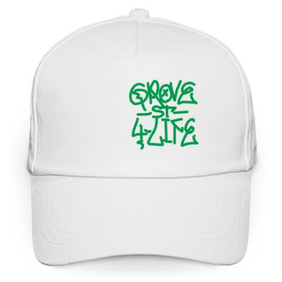 Кепка бейсболка Grove 4 Life