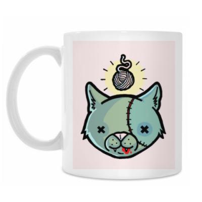 Кружка  кот Шредингера