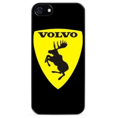 Чехол для iPhone Volvo