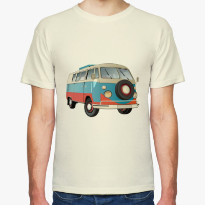 Футболка VW Kombi Camper BUS