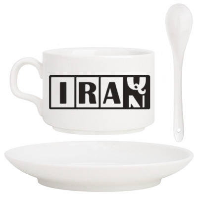Кофейный набор Иран-Ирак