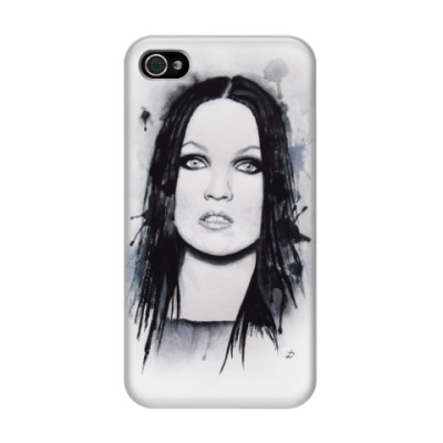 Чехол для iPhone 4/4s Tarja Turunen