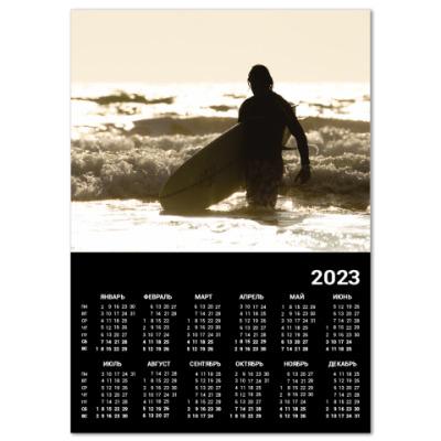 Календарь Кайтсерфинг